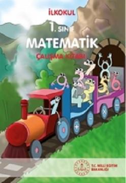 2020-2021 MEB Yayınları 1. Sınıf Matematik Çalışma Kitabı PDF İndir