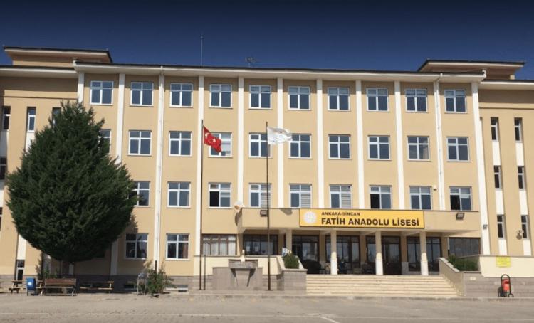 Ankara Fatih Anadolu Lisesi