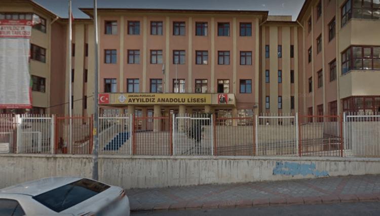 Ankara Pursaklar Ayyıldız Anadolu Lisesi