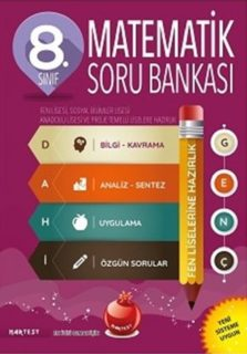 8. Sınıf Nartest Dahi Genç Soru Bankası
