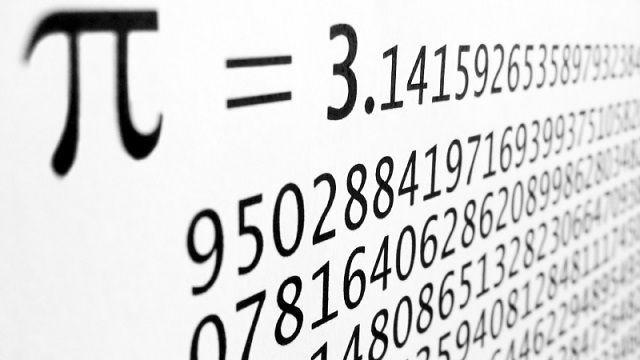 Pi Sayısının Ilk 1000 Basamağı Matematikcilercom